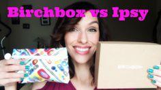 Ipsy vs Birchbox March 2014 review, first impression
