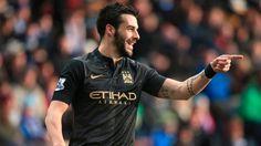 Manchester City Put 5 Past Blackburn