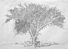 plan arbre