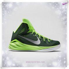 new products 5ec2c 02dc8 vendita scarpe 653483-303 Nike Hyperdunk 2014 TB Verde gola Verde  elettrico Bianco