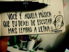 Minha música!