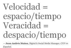 http://periodisme.tumblr.com/post/41560962035/velocidad-espacio-tiempo-veracidad