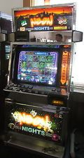 IGT I GAME PLUS / NEON NIGHTS / VIDEO SLOT MACHINE