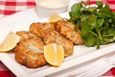 Zalmburger met chilimayo - Keuken♥Liefde