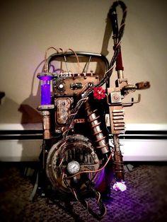 steampunk ghostbusters proton