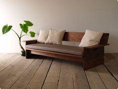 PRONTO Sofa182 -walnut- | Sumally