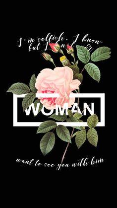 Woman//Harry Styles
