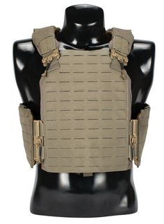 FirstSpear, LLC :: Platforms :: Vests :: Strandhögg SAPI Cut Plate Carrier + Ballistics Package