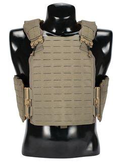 FirstSpear, LLC :: Platforms :: Vests :: Strandhögg SAPI Cut Plate Carrier + Ballistics Package