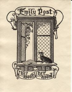 Confessions of a Bookplate Junkie: This Week in Bookplates 7/8/2012