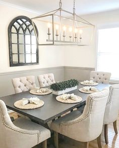 Consider Installing Kitchen Islands To Go With Your Unique Kitchen Design – Home Dcorz Dining Table Decor Everyday, Dining Room Table, Dining Rooms, Kitchen Tables, Dining Area, Dining Room Design, Kitchen Lighting, Dining Room Lighting, Beautiful Kitchens