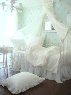 Perfect Shabby Chic Vintage Bedrooms