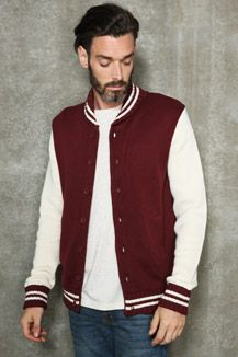 I have been looking for THE varsity jacket for so long. I guess I just found it.