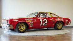 1960 nascar grand national champion rex white in a replica of his 1962 nascar old school. Black Bedroom Furniture Sets. Home Design Ideas