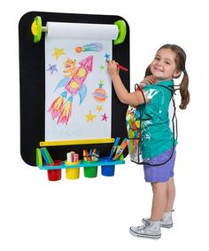 Another great find on #zulily! My Wall Easel Set #zulilyfinds