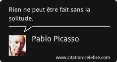 Pablo Picasso :