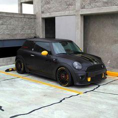"Supersturismo GT 17"" on Mini Cooper S JCW"