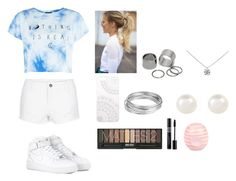 """""""Untitled #213"""" by michaela0415 ❤ liked on Polyvore featuring NIKE, Monika Strigel, Pieces, Tiffany & Co., Worthington, Accessorize and River Island"""