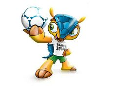 Football World Cup mascot gets a name- Fuleco