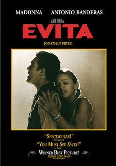 @Overstock - Widescreen Spanish Madonna tackles the title role in Alan Parker's ambitious recounting of the brief, amazing life of former Argentine first lady Eva Peron. Presented almost entirely in song and narrated by Antonio Banderas as a fict...http://www.overstock.com/Books-Movies-Music-Games/Evita-DVD/70310/product.html?CID=214117 $7.09