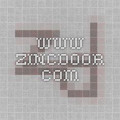 www.zincdoor.com