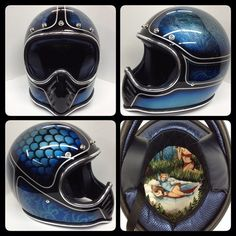 Chemical Candy Customs: Bell Moto 3...Chemical Candy Customs X ...