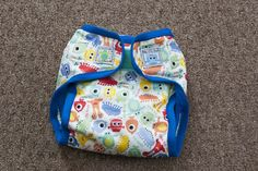 Artistic31Mama: Cloth Diaper Sewing Tutorial 2  - cover