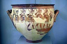 Cerâmica Micénica