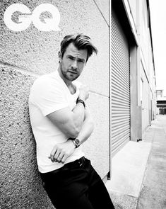 Chris Hemsworth Covers GQ Australia February 2015 Issue, Talks Superficial Hollywood