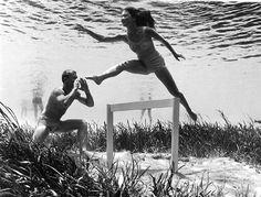 Naked & Underwater