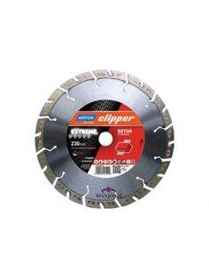 Disc diamantat Norton Clipper Extreme Beton  115x22,23