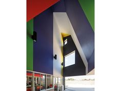 A walled city: Dallas Brooks Community Primary School by McBride Charles Ryan | Architecture And Design