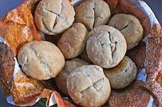 Knoblauch - Salbei Brot