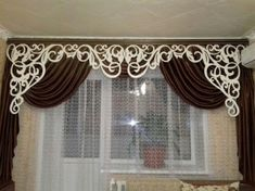 curtain designs for living room living room curtains modern curtain designs window curtains designs Thick Curtains, Cool Curtains, Modern Curtains, Valance Curtains, Pop Design For Hall, Window Curtain Designs, Classic Curtains, Living Room Windows, Living Rooms