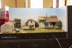 Vue d'ensemble de la laiterie St Loup Train Miniature, Tres Belle Photo, Thing 1, Dordogne, Model Train Layouts, Visual Development, Close Up Photos, Model Trains, Decoration