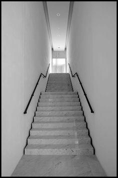 foto 2009;  architetti: Grafton Architects;  ampliamento Università Bocconi, Viale Bligny;  anno 2001-08