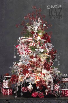 Ideas para decoracion de arbol de Navidad 2017 - 2018, si los que buscas con las tendencias en decoración para este año no puedes perderte esta publicación.
