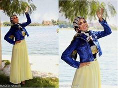 Casual hijab wear by pinky store | Just Trendy Girls