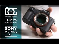 A7m2 Sony Steadyshot settings - switching between Sony and non-native lenses - YouTube