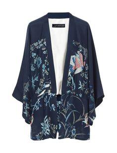 Zara Kimono - jeans best friend