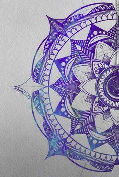 Mandala by drawingsbylenna23