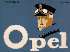 Vintage Open ad