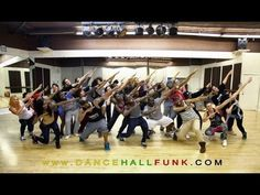 ▶ Sean Paul - Body | DancehallFunk Choreography - YouTube