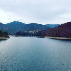 #Floroiu #Lake. #nature #forest #autumn #Transylvania #Transilvania #Romania