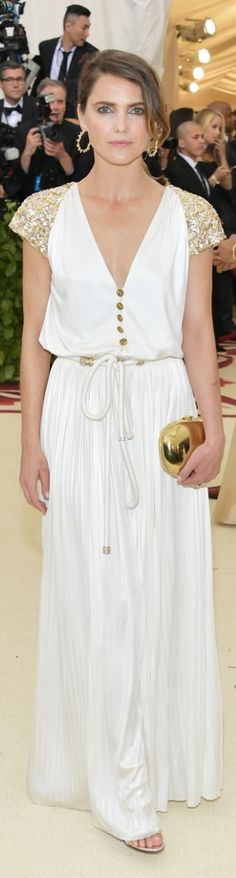 OutfitID - Page 7 of 4248 - The user generated fashion dictionary of what celebrities wore and where to get it. White Gown Dress, White Gowns, Keri Russell Style, Fashion Dictionary, Fashion Capsule, Basic Outfits, Actresses, Celebrities, How To Wear