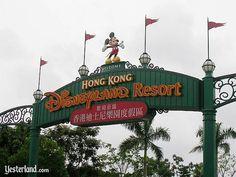 hongkong disneyland. i want to bring hans here