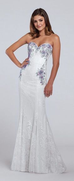 42873feb3a1 Colors Dress · EW117019 by Ellie Wilde Come see us at Savvi Prom