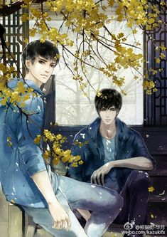 One for me nd one for my bestie Anime Guys, Manga Anime, Anime Art, Chinese Picture, Chinese Art, Fantasy Art Men, Human Art, Thing 1, Boy Art