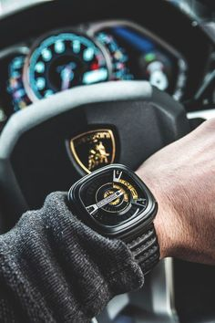 M- Series M2/01 What would you take first, the watch or the lambo? haha. Ill do…
