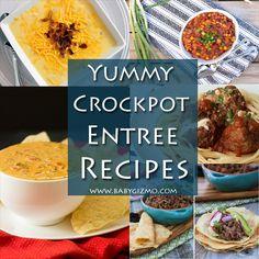 Crockpot and slow Cooker Recipes #crockpot